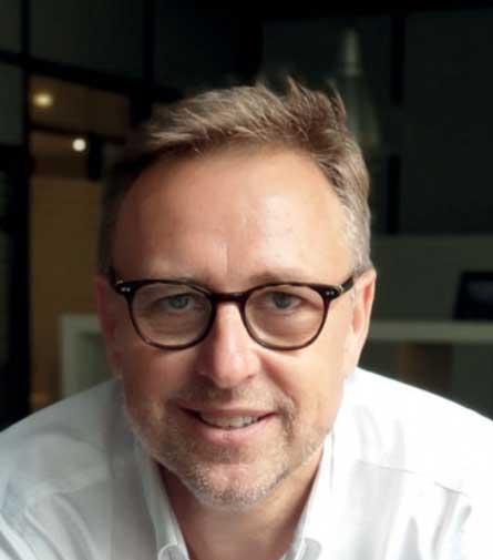 Laurent Dubernais, Founder & CEO, Synergee