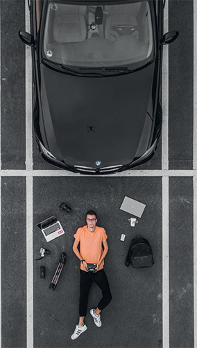 Pied Parker: Pioneering a Smart Parking Experience