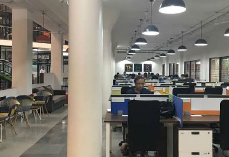 Is Co-Working Space the Solution for Future Work Environment Challenges?