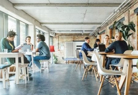 Four Tips When Choosing Co-Working Space