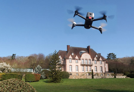 How Drones Fuel Real Estate
